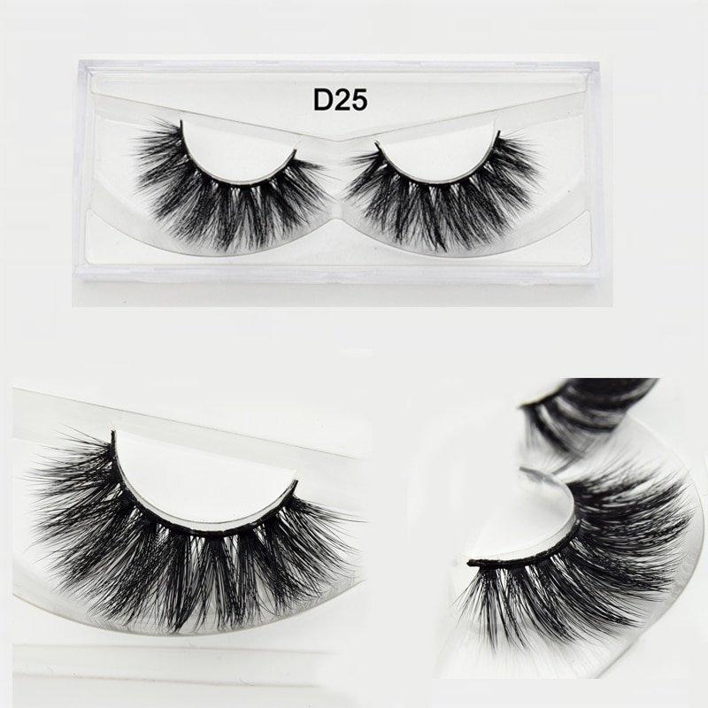 d4dc568a945 Visofree 3D Silk Eyelashes Hand Made Natural Long Faux Mink Lashes Vegan  Cruelty Free False Lashes Extensions Maquiagem Makeup
